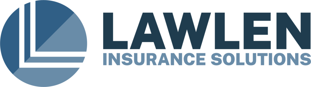 lawlen insurance logo